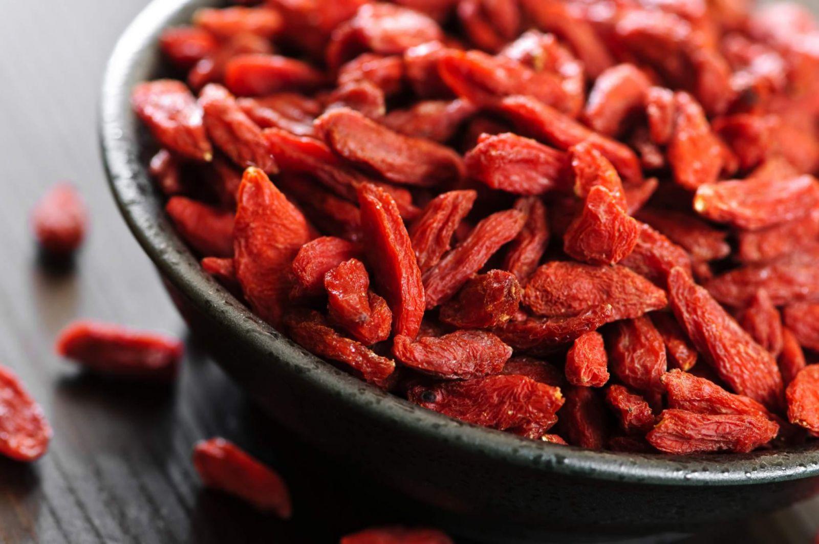 годжи ягоды для печени