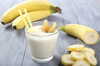 как приготовить протеиновый коктейль дома с бананом
