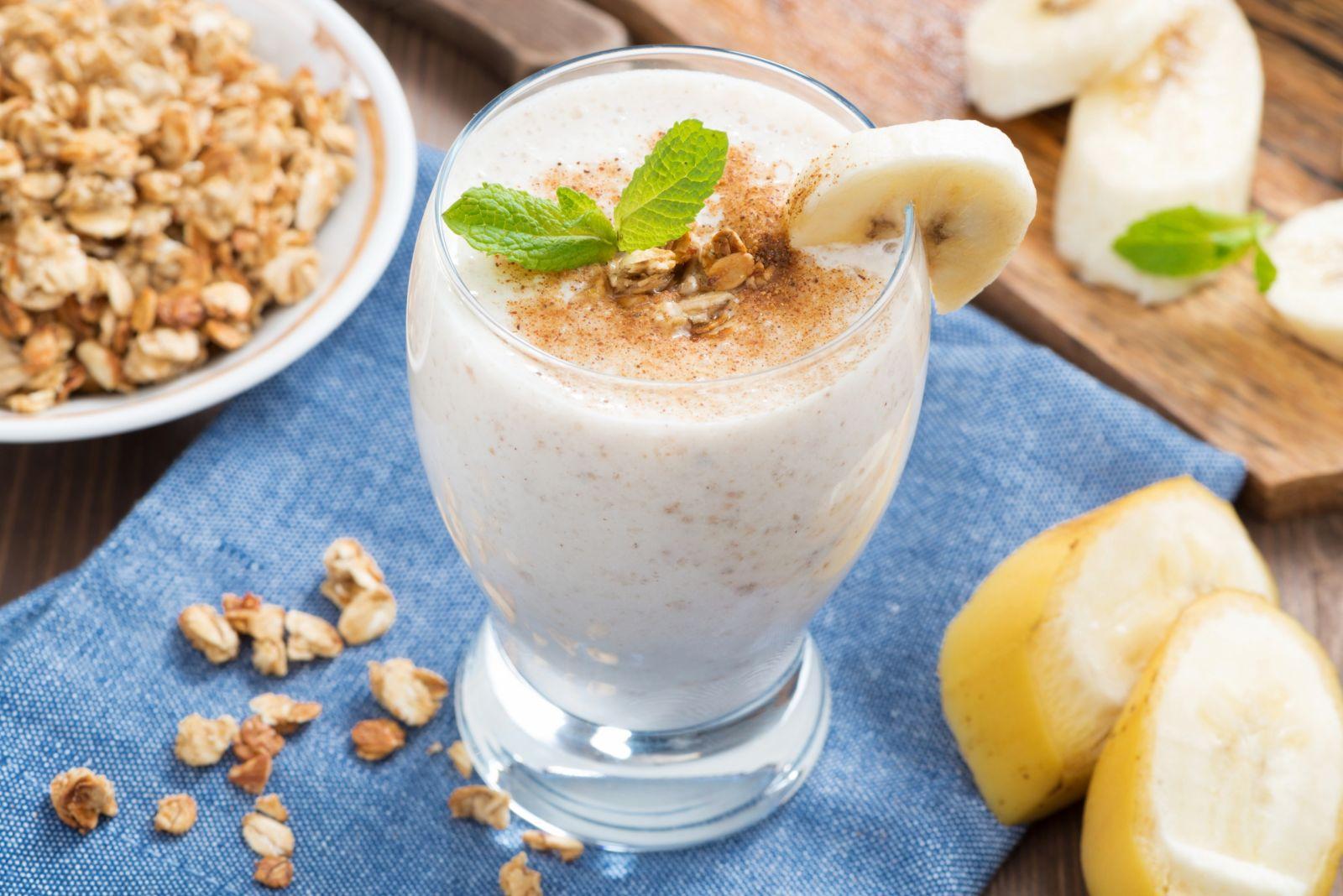 как приготовить молочные протеиновые коктейли