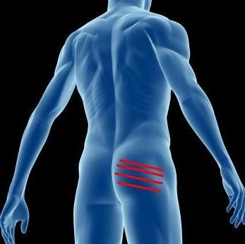 Грудной отдел нисходящей аорты
