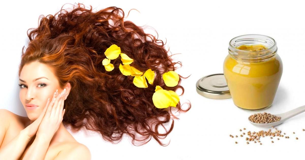 Маска из горчицы для волос чем полезна