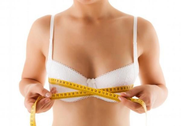 Как увеличить грудь 12 летней девочке в домашних условиях