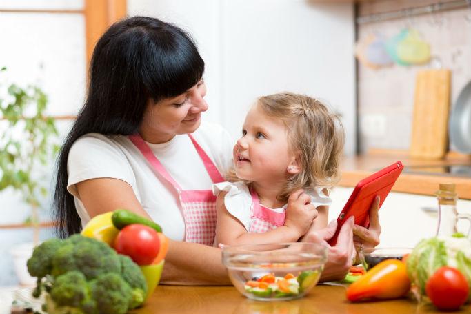 2 ребенка для диета