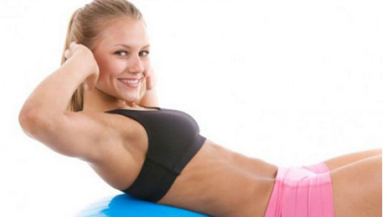 смотреть как похудеть убрать живот и бока
