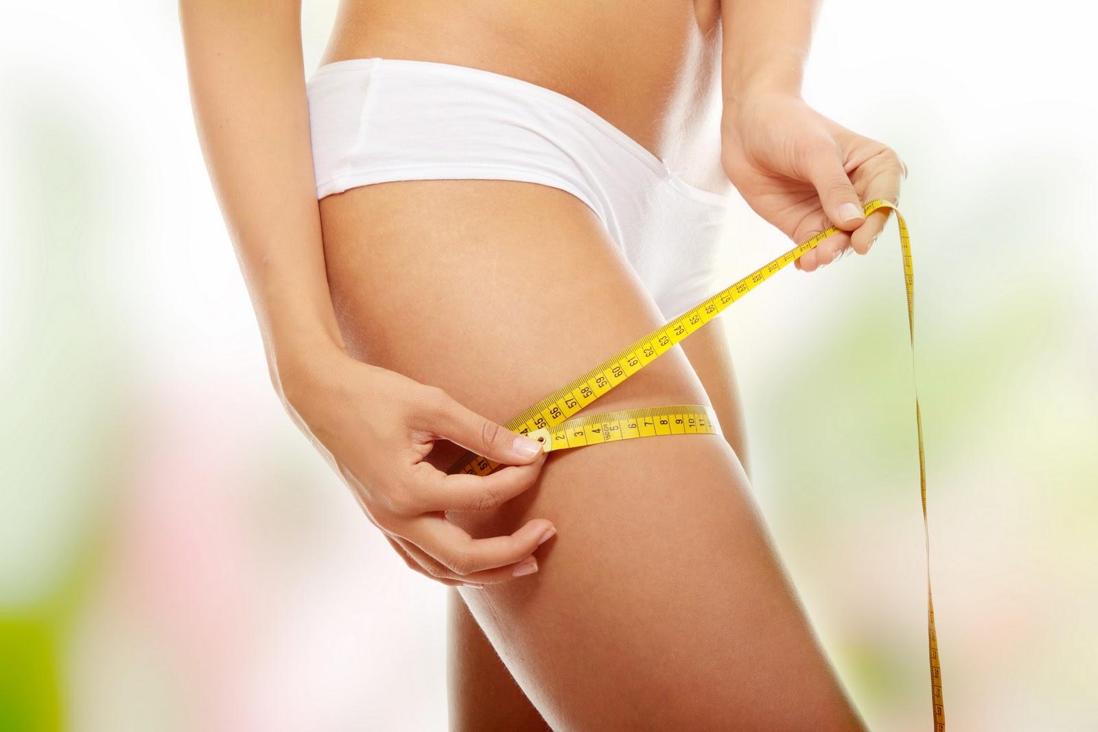 Серьга в ухе от похудения