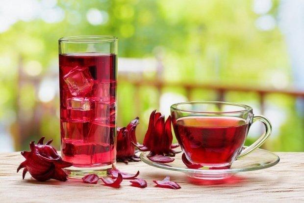 Понижает ли давление чай каркаде