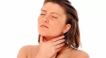 Просквозило шею болит что делать