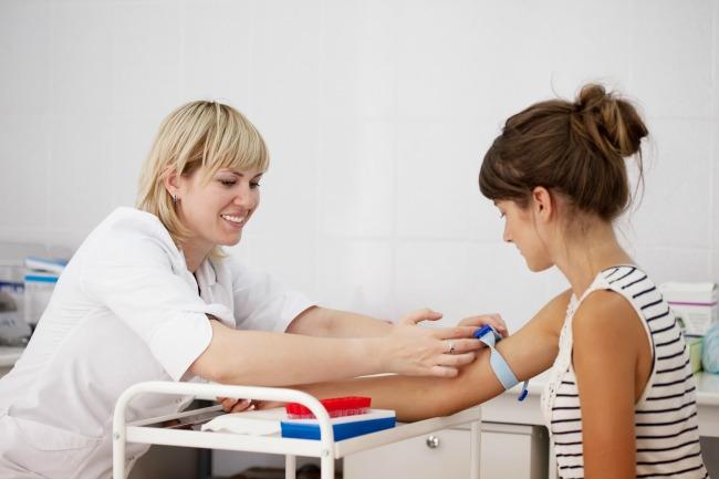 Норма сахара в крови у женщин в таблице