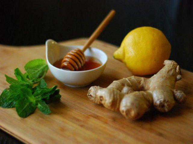 имбирь с лимоном для похудения натощак