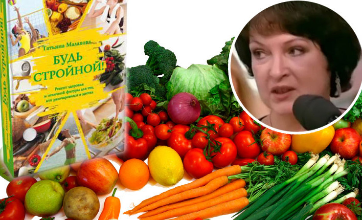 Елена малахова как похудеть