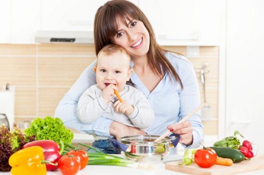 диета для роженицы после родов меню