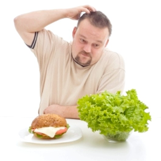 Эффективное ужин похудения мужчине