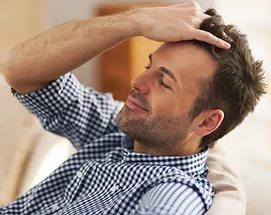 Как правильно ухаживать за волосами мужчине