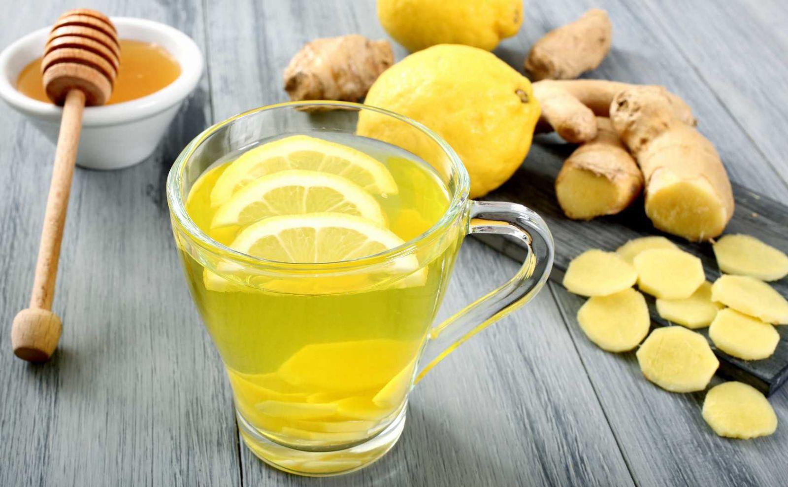 имбирь с лимоном и мёдом рецепт здоровья впрок