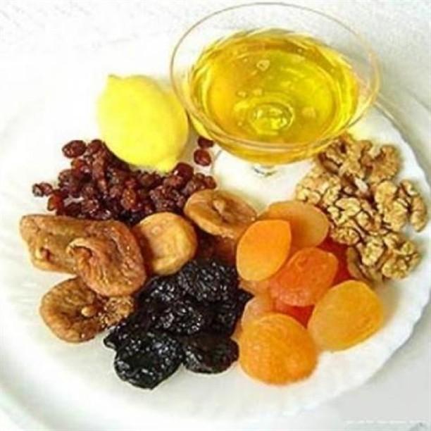 Миндаль сушеный калорийность