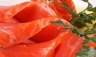 виды красной рыбы названия и фото