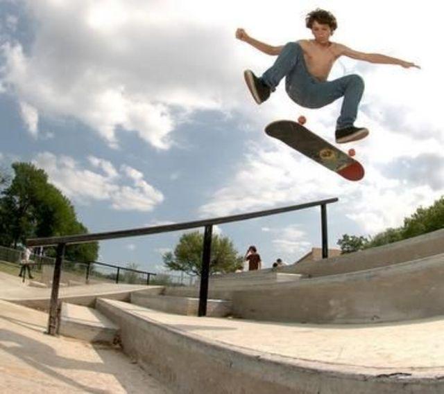 Как делать трюки на скейте фото