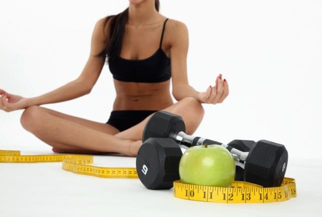 Как убрать живот выше пояса