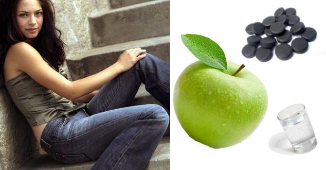 диета на активированном угле рецепт и отзывы