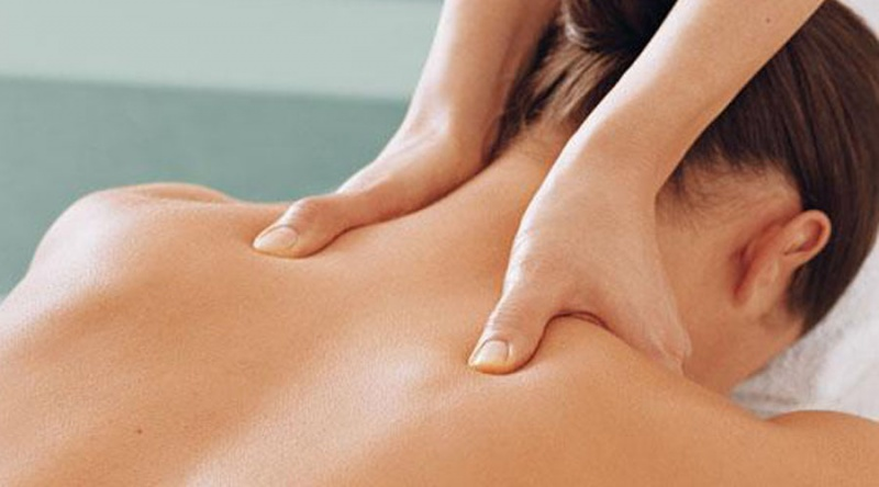 Расплата за массаж