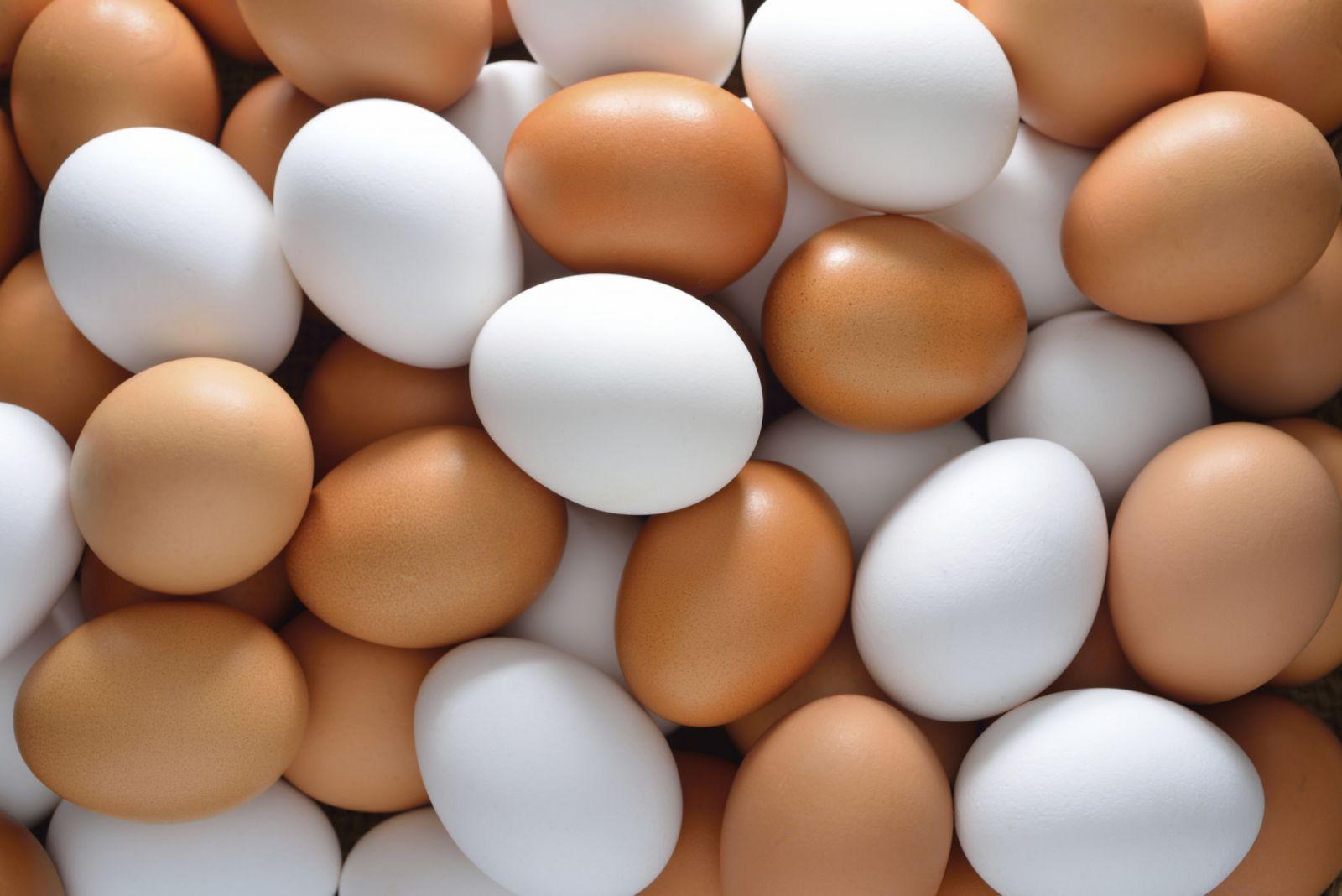 Можно ли употреблять сырые куриные яйца