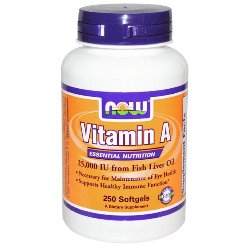 Витамин а как принимать