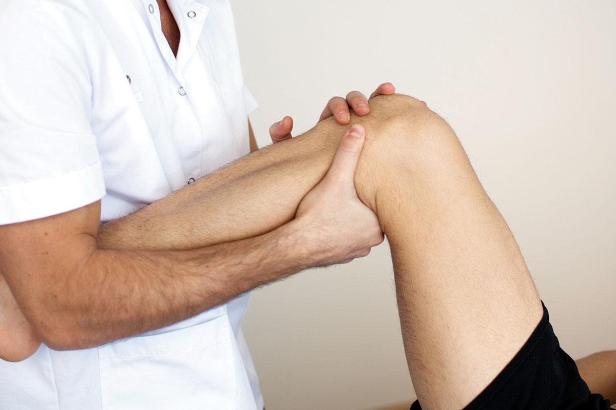 Терапевт и боли в голеностопе