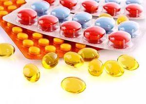 Суточная норма витаминов группы в