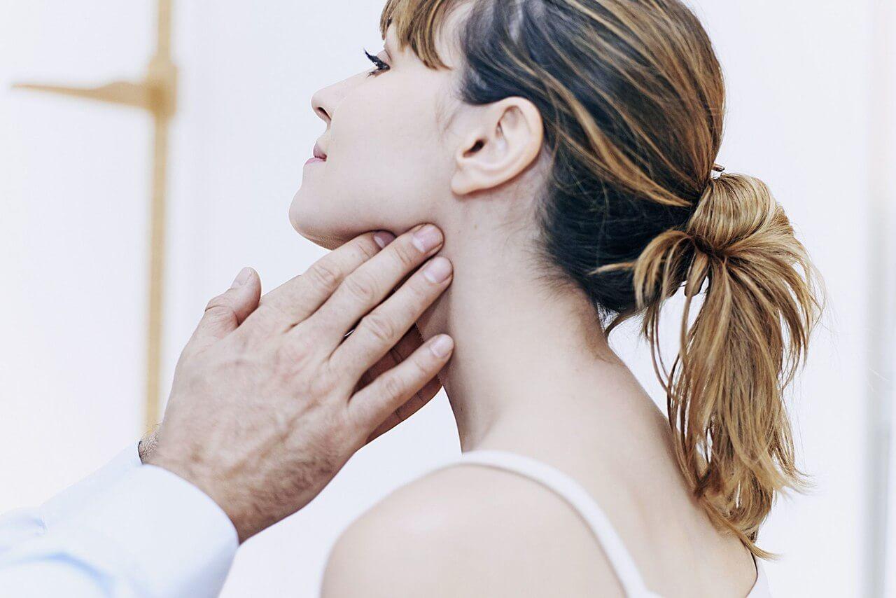 Как лечить воспаленный лимфоузел