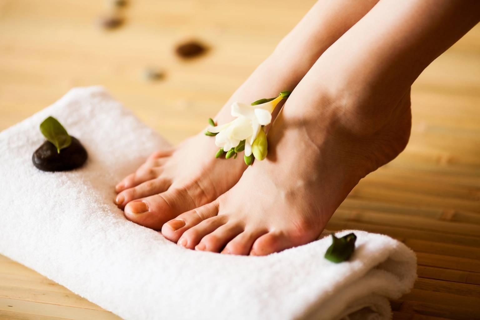 Средство от пота ног и запаха народные средства
