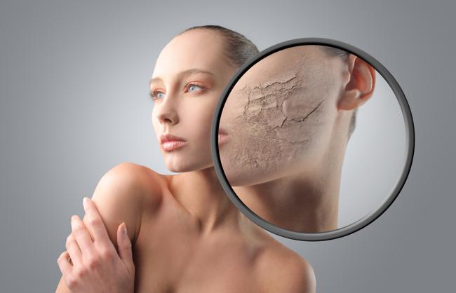 что делать при сухой кожи