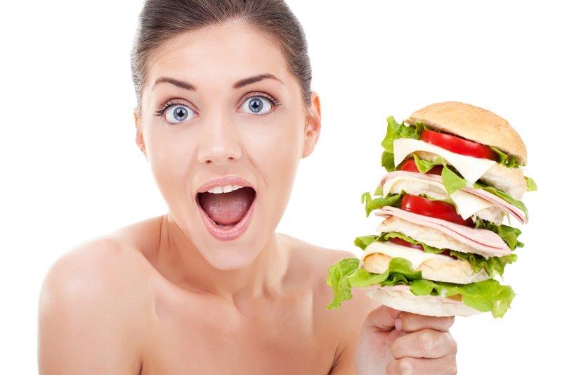 режим питания на месяц для похудения