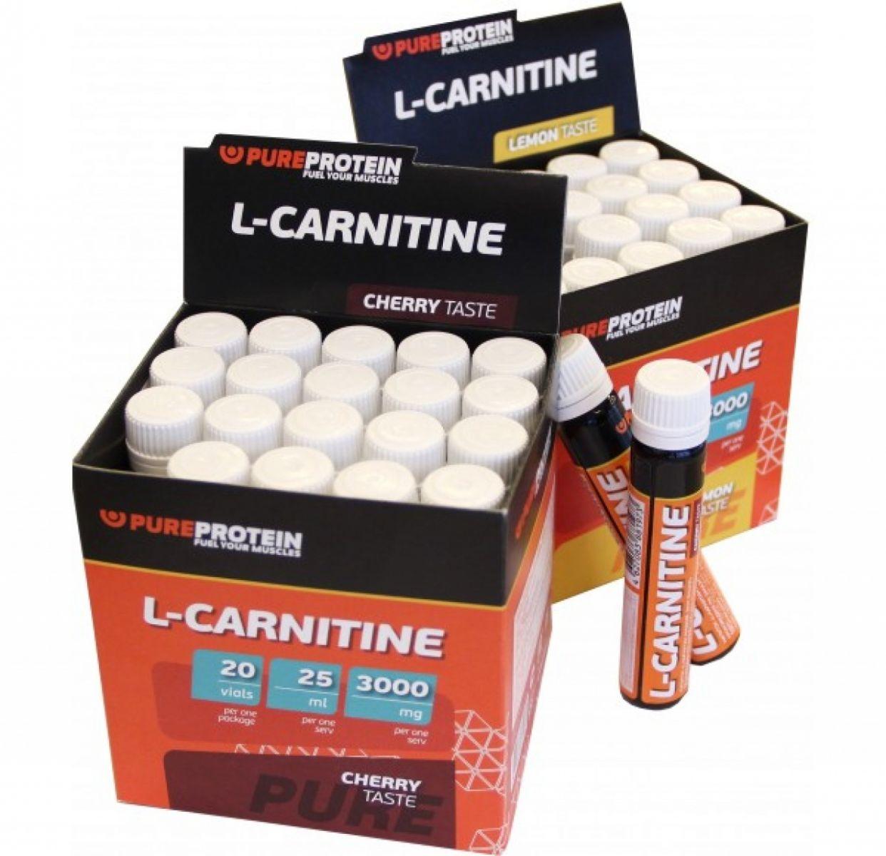 Л-карнитин для похудения в капсулах отзывы