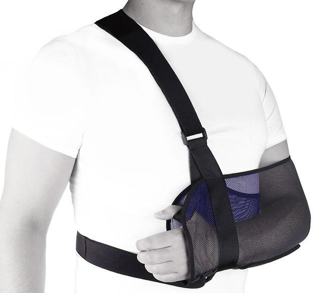 Ортез на плечевой сустав своими руками