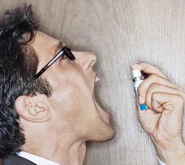 запах изо рта бактерии в горле