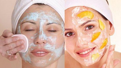 Отбеливающие маски для лица в домашних условиях 38