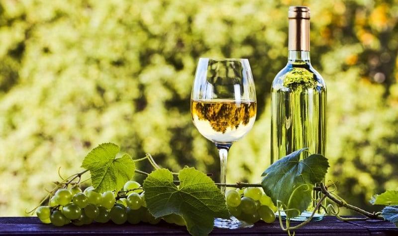Польза белого вина для мужчин