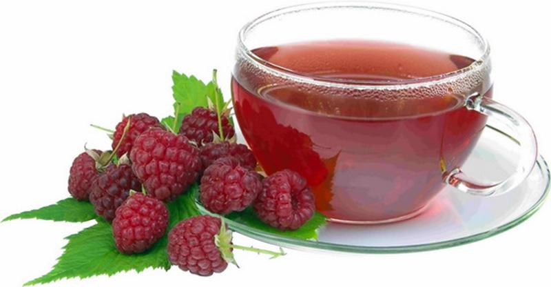 Листья малины пить в чай