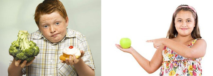 как похудеть в 9 лет девочке