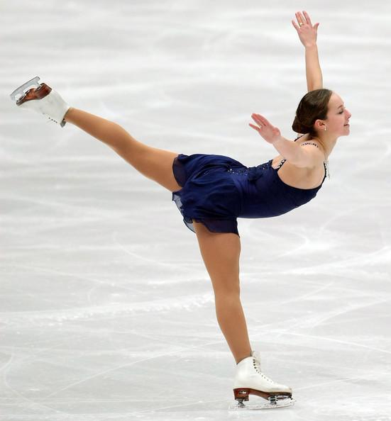 Как сделать трюк на коньках