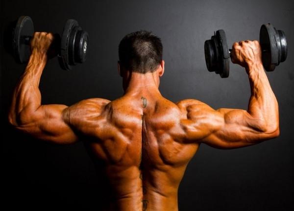 Рельеф мышц в домашних условиях для мужчин