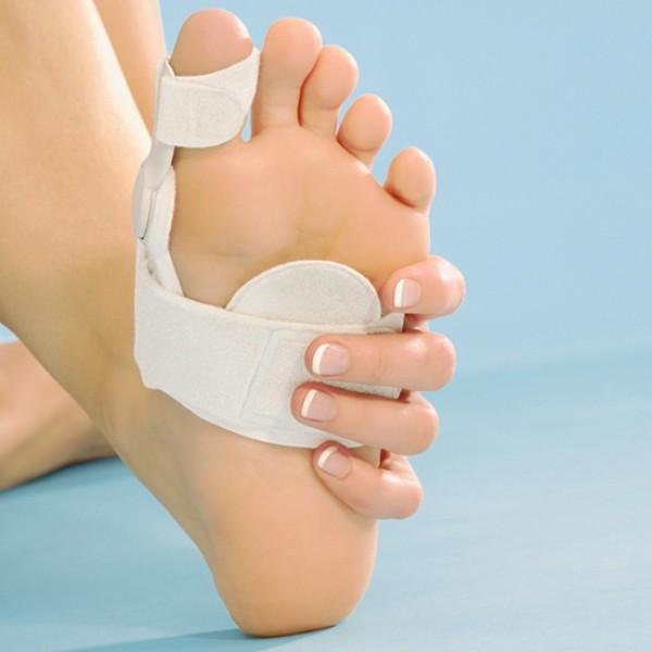 Народные средства от косточек на большом пальце ноги