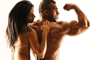 Влияния секса в бодибилдинге