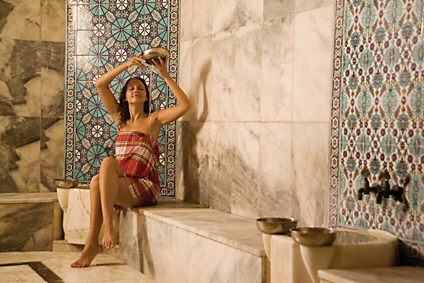 Турецкий баня хамам секс 10 фотография
