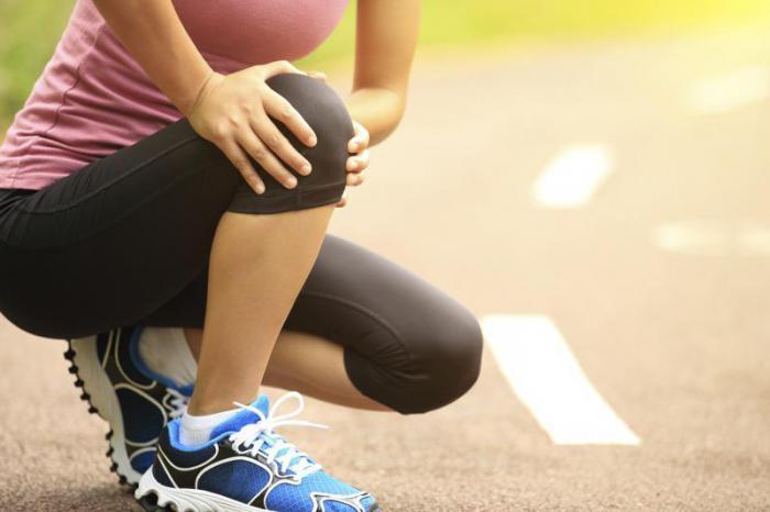 Хруст в коленях при приседании причины и способы устранения