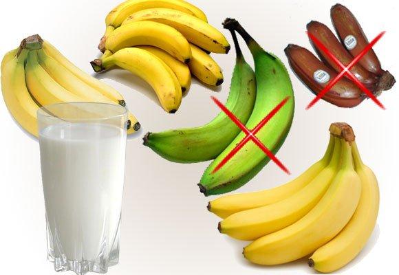 Результаты диеты на бананах, банановая диета - отзывы, меню, противопоказания