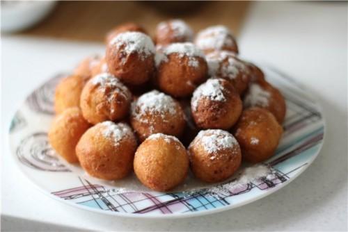 творожные шарики рецепт и калорийность