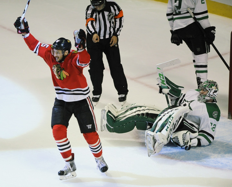 НХЛ: «Чикаго» победил «Даллас» вовертайме, Анисимов забил исделал передачу