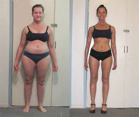 упражнение планка результаты фото до и после