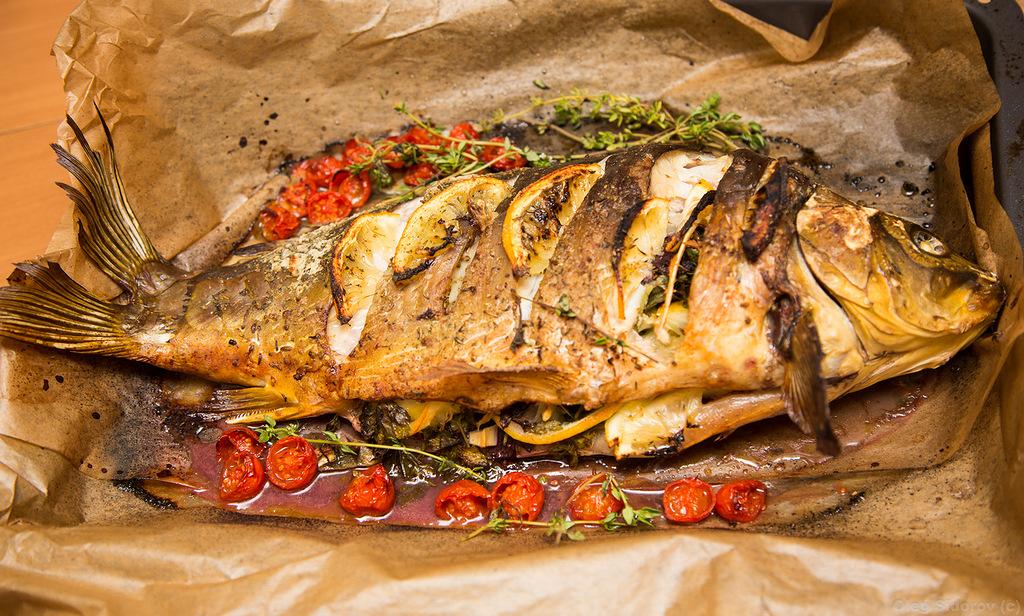 Как приготовить рыбу карп